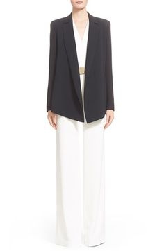 ESCADA Open Front Jacket available at #Nordstrom