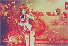 Mirai Suenaga wallpaper by kai7590