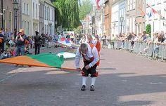 Koningsdag schutterij Oranje Doesburg
