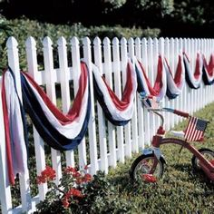 4th of july porch decorations - Bing Images
