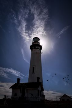 Pigeon Point Lighthouse by Joe Kilanowski on 500px