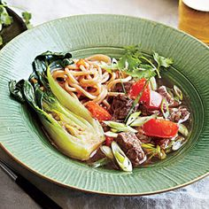 Cucina Povera: Sichuan Beef Soup   CookingLight.com