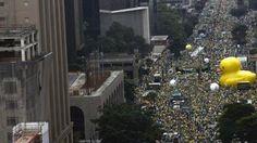 osCurve Brasil : O Datafolha calculou em 450 mil pessoas o número d...