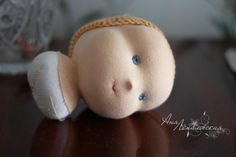 Making Waldorf hair boy - Fair Masters - handmade, handmade