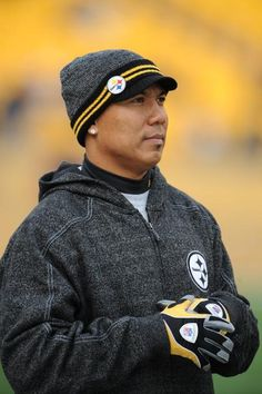 One of the greats! Hines Ward