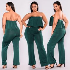 Fashion Nova Curve, How To Look Classy, Full Figured, Plus Size Fashion, Curvy, Jumpsuit, Chic, Community Boards, Instagram Posts