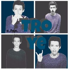 MY EDIT Troye Sivan and thanks for adding me to the chat board!!