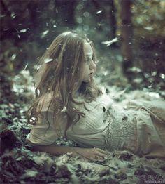 Retratos fantásticos... Sophie Black