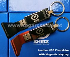 Shimizu Corporation Indonesia is a subsidiary of Shimizu Corporation, a general construction company from Japan. In Indonesia PT Shimizu Corporation Indonesia is working on various infrastructure projects such as MRT (Mass Rapid Transit) In Jakarta. Cooperation between Tegarcrafts and PT Shimizu Corporation Indonesia. Now they ordered a leather USB flashdrive to be distributed to attendees and attend the General Shareholders Meeting to be held this month.