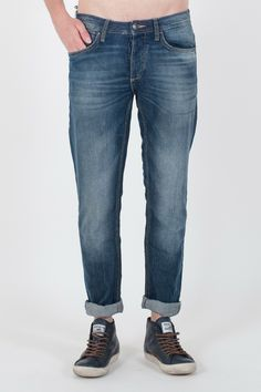 #Jeans leggero da #uomo Originals by #Jack&Jones  - Denim Super light - 100% Cotone - LAvaggio a 40°C