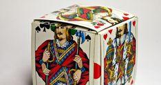 Mein Mann spiel mit einer festen Männertruppe Doppelkopf... ... und immer wenn die Karten zu abgegriffen oder zu stark unglücksbehaftet s...