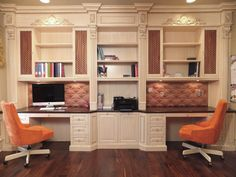 Double Desks for Home Office  Lovely Modern Office Furniture In