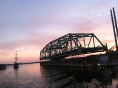 Swing Bridge in Surf City, North Carolina....please save our bridge!!!!