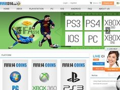 This is what the fifa1314.com website looks like. fifa1314 has updated cheap fut fifa15 coins you can buy now!!!  click: http://www.fifa1314.com/?-ref-10456  5% Coupon Code: FIFA1314COINSJYY07 (5% more coins) 8% Coupon Code: fifa1314yy15coin07 (8% more coins) Skype: white.sophia24
