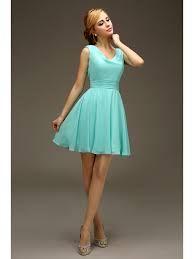Resultado De Imagen Para Vestidos Color Verde Jade Cortos