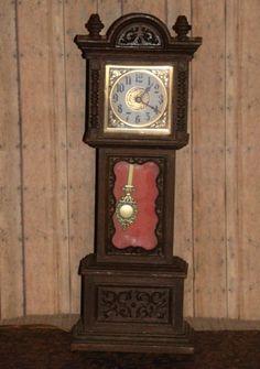 Vintage / Mini Grandfather Clock