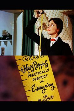 Love this....love Mary Poppins!