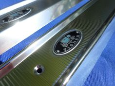 1965-1968 Cadillac 2 Dr Hardtop and Convertible Door Sill Plate Set