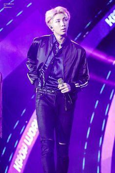 170929 BTS @Changwon Kpop Festival Rap Monster   김남준