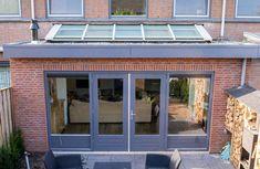House Extensions, Eindhoven, Cozy House, Ramen, Garage Doors, New Homes, Indoor, House Design, Outdoor Decor