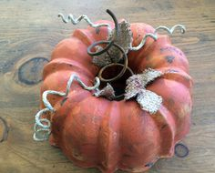 49 + Cheap Diy Fall Outdoor Decor Ideas To Your Inspire 49 + Günstige Diy Fall Outdoor-Dekor-I. Bed Spring Crafts, Autumn Crafts, Thanksgiving Crafts, Holiday Crafts, Holiday Ideas, Diy Autumn, Fall Projects, Craft Projects, Craft Ideas