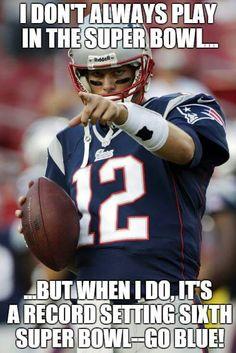 6th Super Bowl