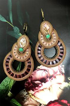 Dori's Blush hoop earrings...inspire your wonderlust spirit and enjoy 50% off! #doricsengeri #hoopearrings #pinkearrings #specialoffer #luxuryshopping #luxurybrand #designerearrings #bohoearrings
