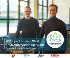 SHOWTIME 🕺🏻 Morgen stellen wir Hempions beim Startup Worldcup Austria vor. 🤩 Wir freuen uns schon darauf, die virtuelle Bühne des weltgrößten Pitch-Wettbewerbs zu rocken. 🚀 🚀 Carinthia, Vienna, Pitch, World Cup, Austria, Competition, Investing, Acre, World Cup Fixtures