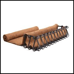 Use a coco liner roll as a replacement liner for hanging baskets and window boxes with worn out inserts. Coco fiber makes an excellent growing medium. Horse Feeder, Railing Planters, Window Planter Boxes, Peat Moss, Coir, Plant Growth, Container Plants, Hanging Baskets, Garden Beds