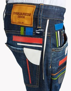 Dsquared2 Icon Jeans, 5 Pockets Women - Dsquared2 Online Store