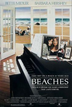 Beaches ***** Great movie