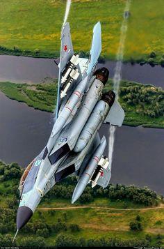 "Russian Navy Mikoyan MiG-29KUB ""Fulcrum-D"""