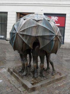 Trelleborg Regenschirme