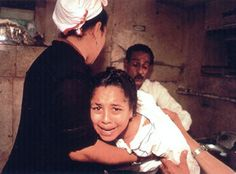 """Female genital mutilation (FGM), is defined by the World Health Organization (WHO) as """"all procedures that remove part or all of the external female genitalia or other injury to the female genital organs for non-medical reasons. WHO reports that FGM practiced in 28 countries in western, eastern& north-eastern Africa, & in parts of Asia & the Middle East.The organization estimates that 140 million women and girls around the world have experienced the procedure, including 101 million in Africa..."""