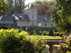 Chateau du Vert Bois.
