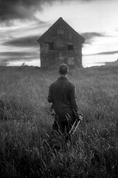 """alfsaga: By Guðmundur Pálmason. """"As dusk fell, I at last found somewhere to rest my head"""""""