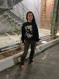 winter outfits for school black girl Outfits 90s, Baddie Outfits For School, Cute Swag Outfits, Tomboy Outfits, Chill Outfits, Dope Outfits, Trendy Outfits, Summer Outfits, Fashion Outfits