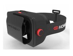 Homido est un casque de réalité virtuelle pour smartphone, créé par une start-up française. Ce modèle permet de regarder des films sphériques à 360°, en 2D, 3D, ou de se retrouver immergé dans un jeu vidéo. Une application dédiée a été conçue pour simplifier son utilisation et l'expérience globale. Une sélection de vidéos à regarder…