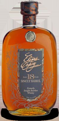Elijah Craig is one of many fine bourbons. I've heard that in celebration of 20 years of the Kentucky Bourbon Festival, the Heaven Hills Distillery is producing a 20-year version of Elijah Craig at 275 dollars per bottle. (Sorry I only have a picture of the 18-year old)    [click to read more...]