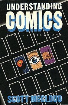 Understanding Comics <-----along with the sequel books Reinventing Comics and Making Comics are really wonderful treasures if you are interested in any aspect of this heARTwork!
