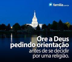 Familia.com.br   O que levar em conta na hora de escolher uma religião #Escolha #Religiao