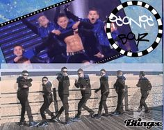 OH MY GOD THE ICONIC BOYZ! MY LOOOOOVES!! THESE ARE THE ONES I OWE MY DANCE SKILLS TO♡♡♡VINNY♡♡♡