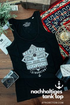 Fümreif X Stroncton Women Tank Top Pub Crawl, Tank Tops, Designs, Camping, Bar, Post, Outdoor, Inspiration, Collection