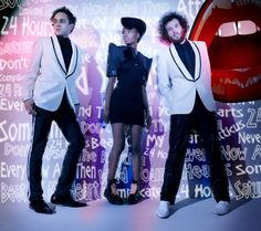 The Noisettes #music #band