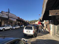 Nevada City, Street View, California