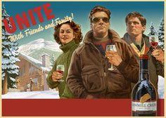 Robert Rodriguez poster illustration