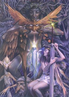 Brian Froud: Evil Creatures with Mischievous Grins - CAPULET ART GALLERY - Fine Art and Picture Framing Vancouver | Paintings and Portraits Vancouver
