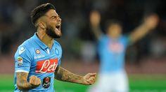 Lorenzo Insigne || Napoli -Torino 2-1