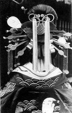 Oiran:花魁 | as The Queen or as the top Celebrity among citizens in The early modern period of Japan