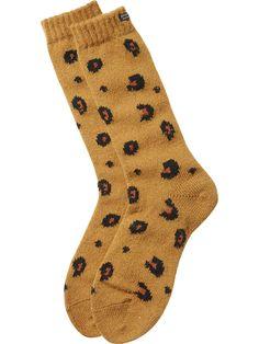 Chunky Animal Socks